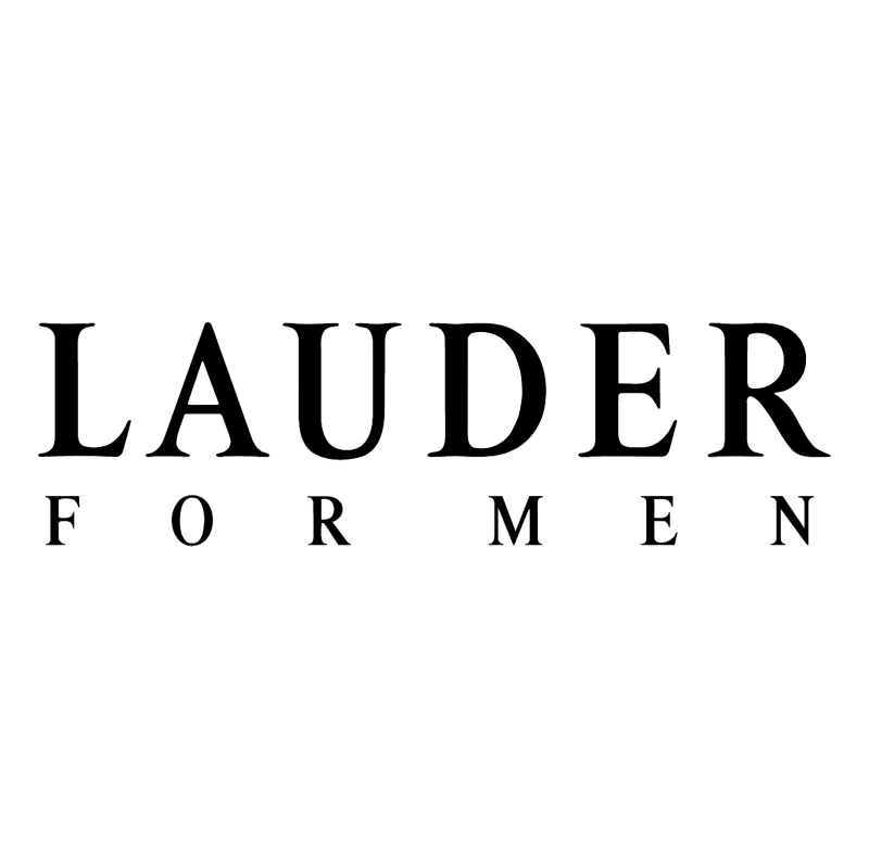 Lauder For Men logo