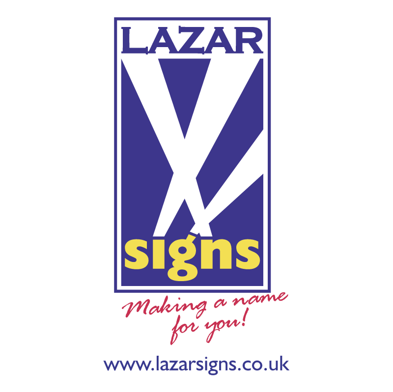 Lazar Signs Contracts Ltd vector logo