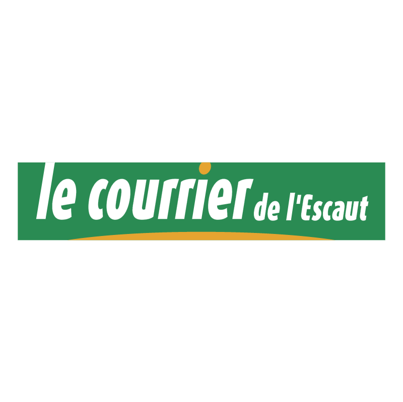 Le Courrier de L'Escaut logo