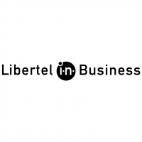 Libertel in Business vector