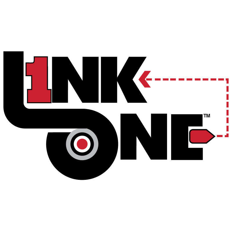 Link One vector logo