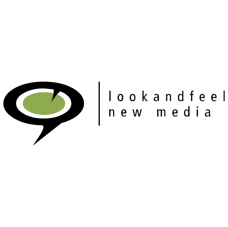 lookandfeel new media vector logo