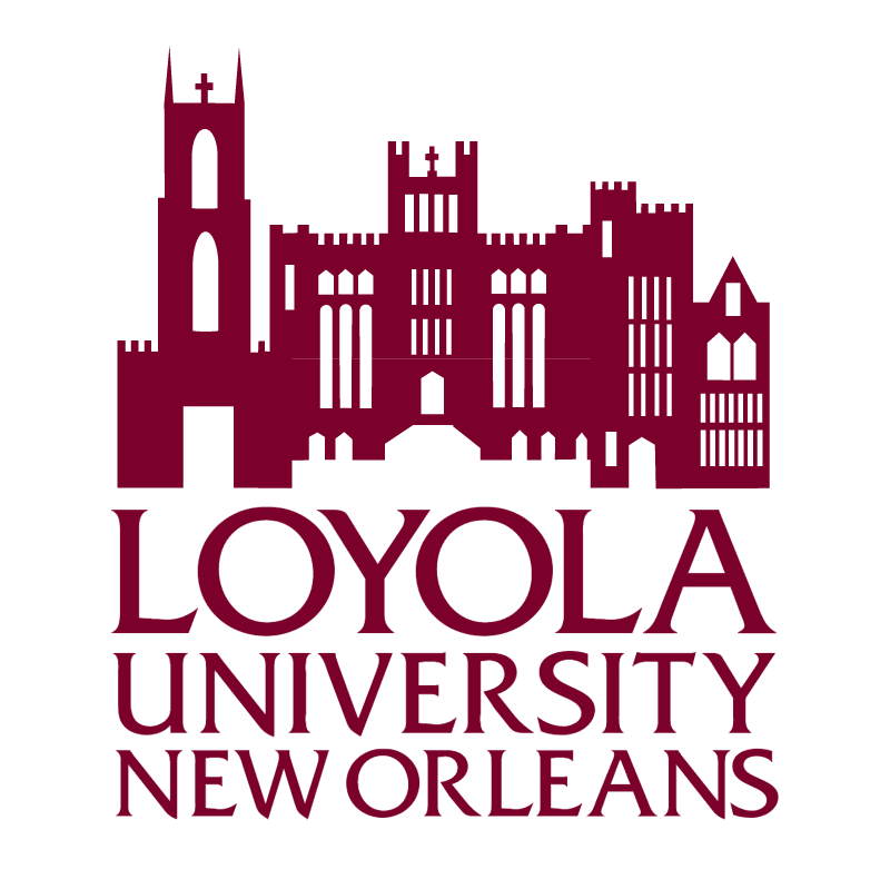 Loyola University New Orleans vector
