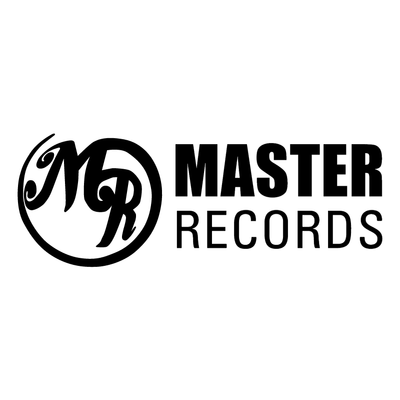 Master Records vector