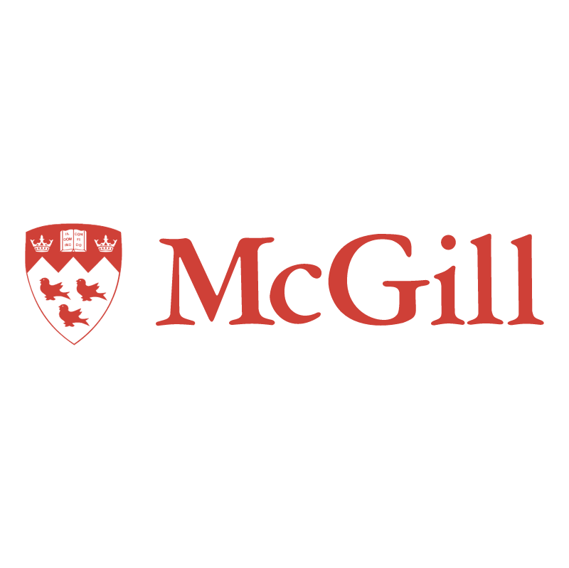 McGill University vector