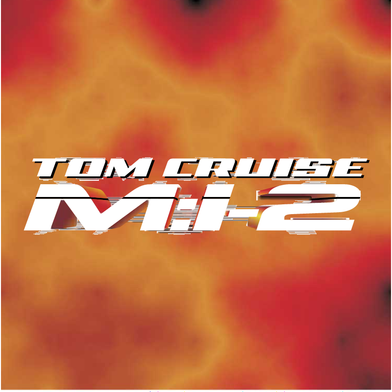 Mission Impossible 2 logo