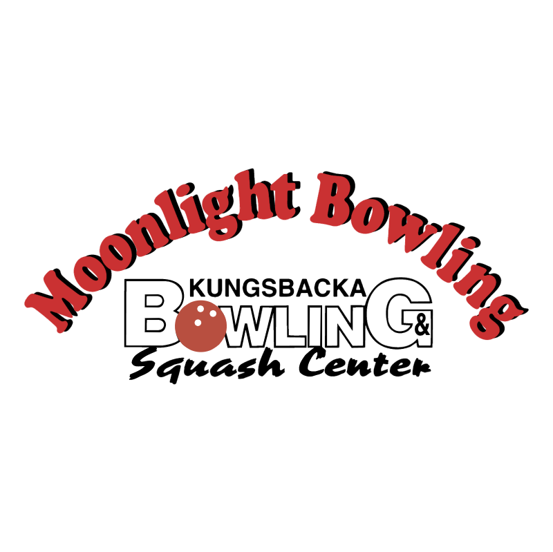 Moonlight Bowling vector