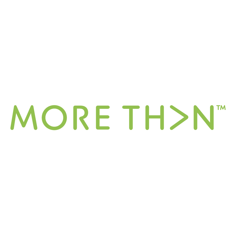 More Than logo