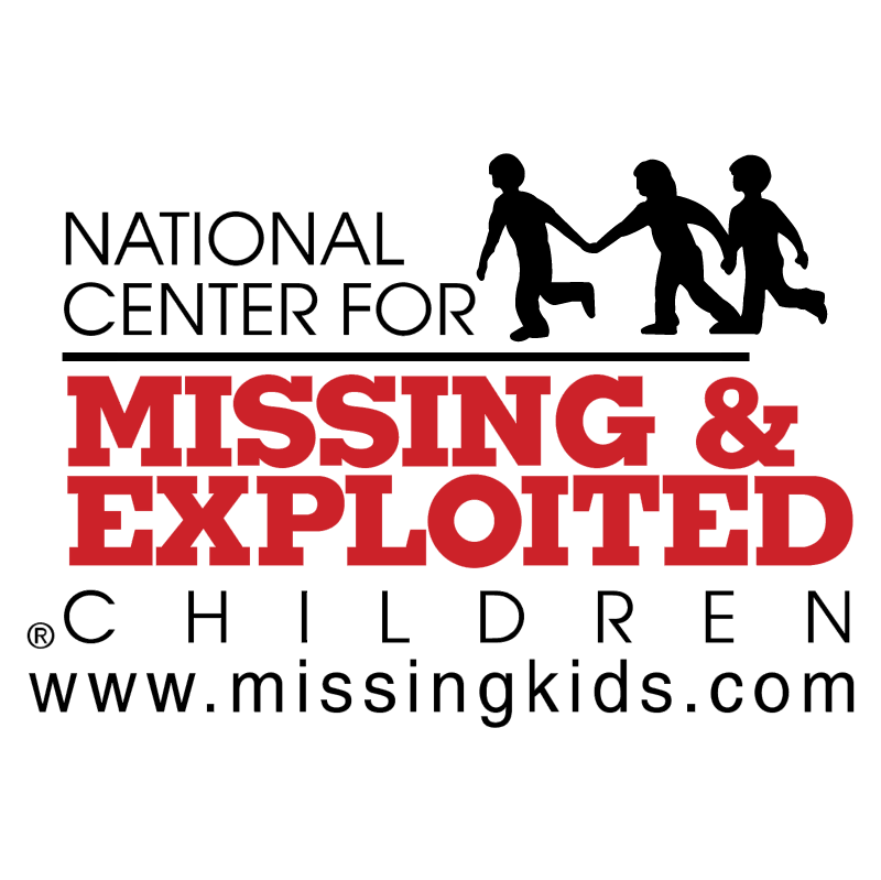 National Center for Missing and Exploited Children vector