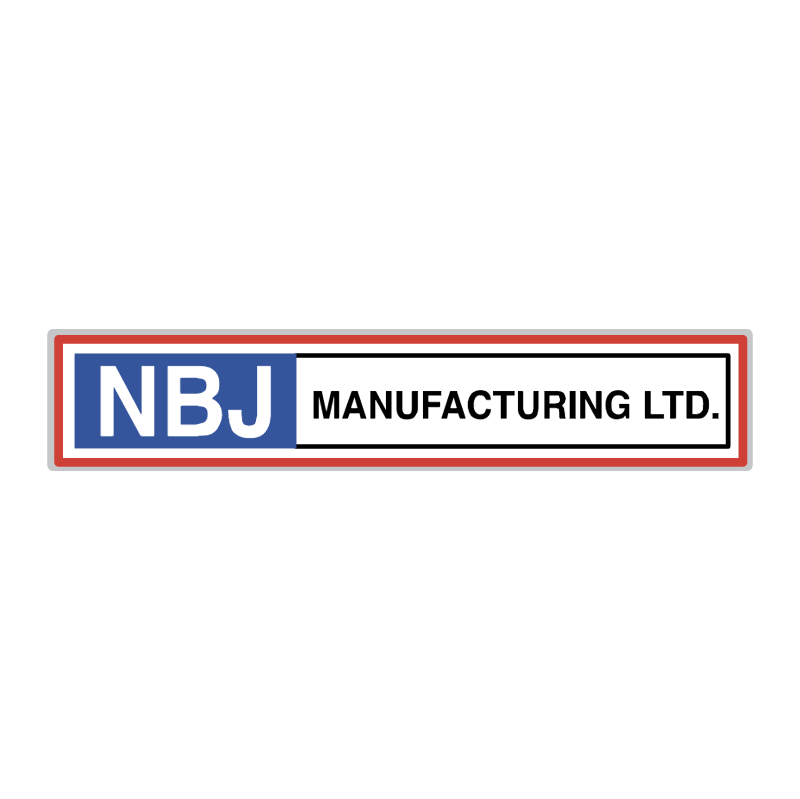NBJ Manufacturing vector