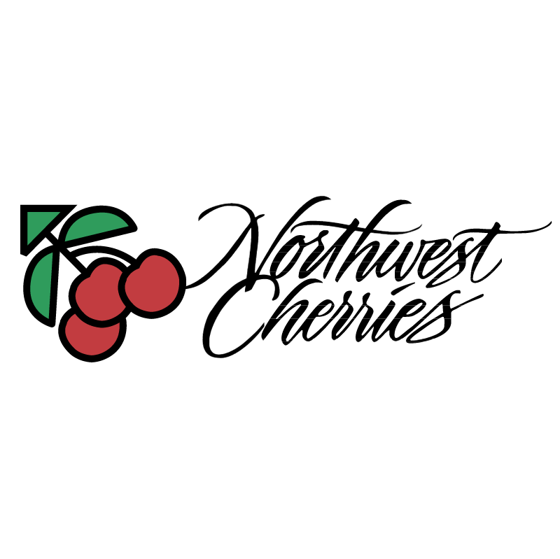 Northwest Cherries vector