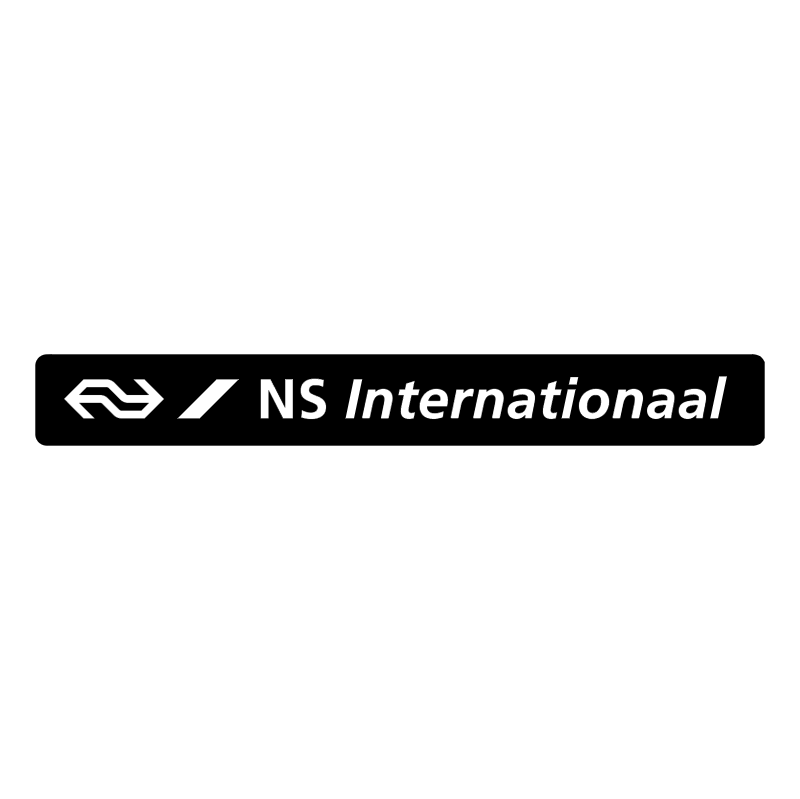 NS Internationaal vector