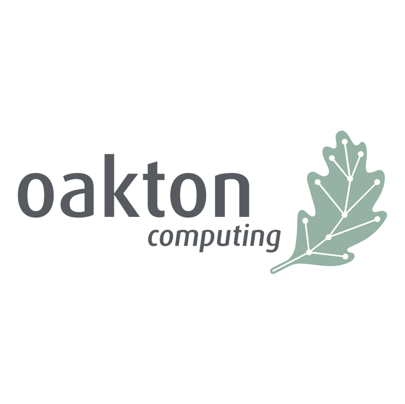 Oakton Computing vector