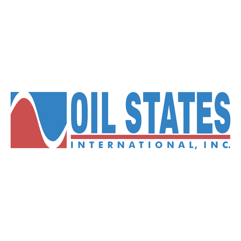Oil States International vector
