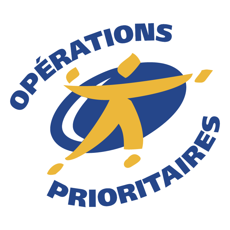 Operations Prioritaires vector logo