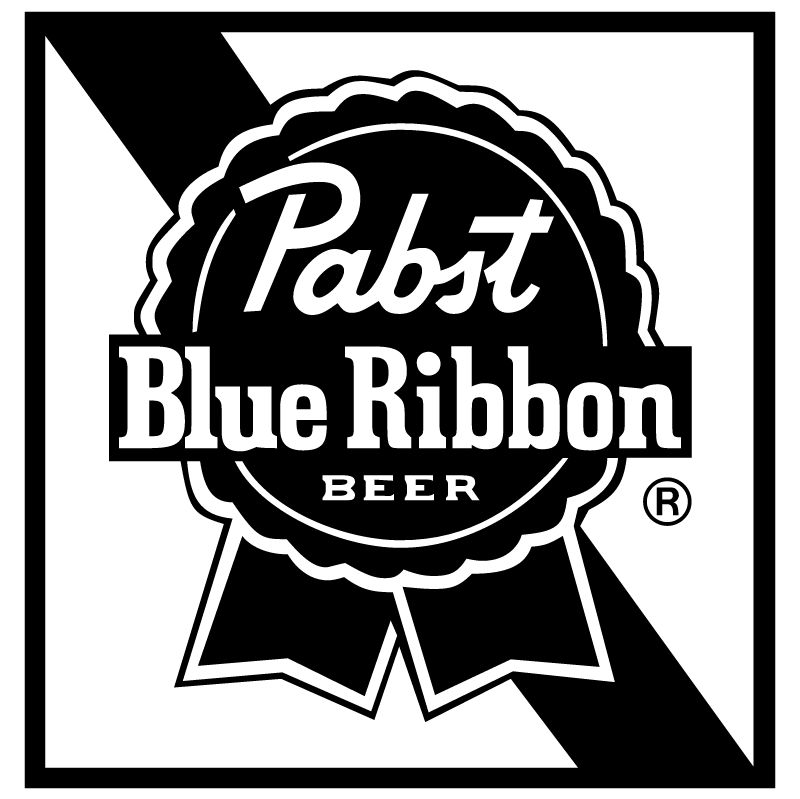 Pabst Blue Ribbon vector