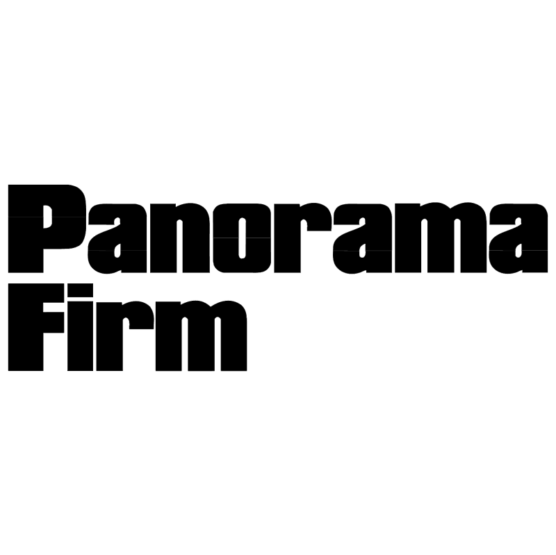 Panorama Firm vector