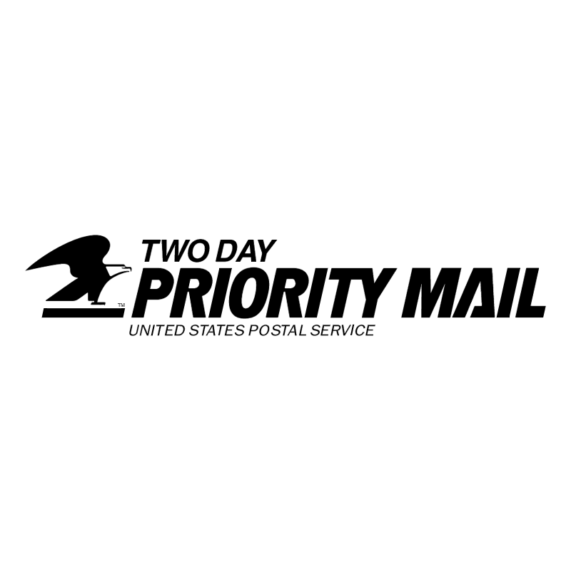 Priority Mail vector logo