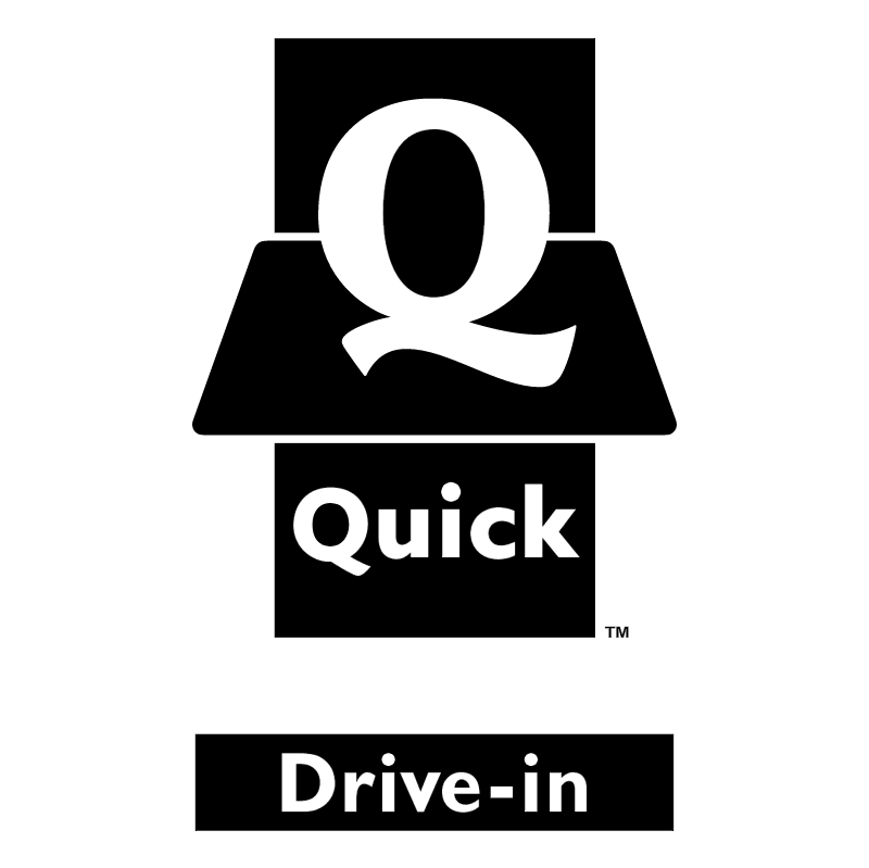 Quick Drive in vector logo