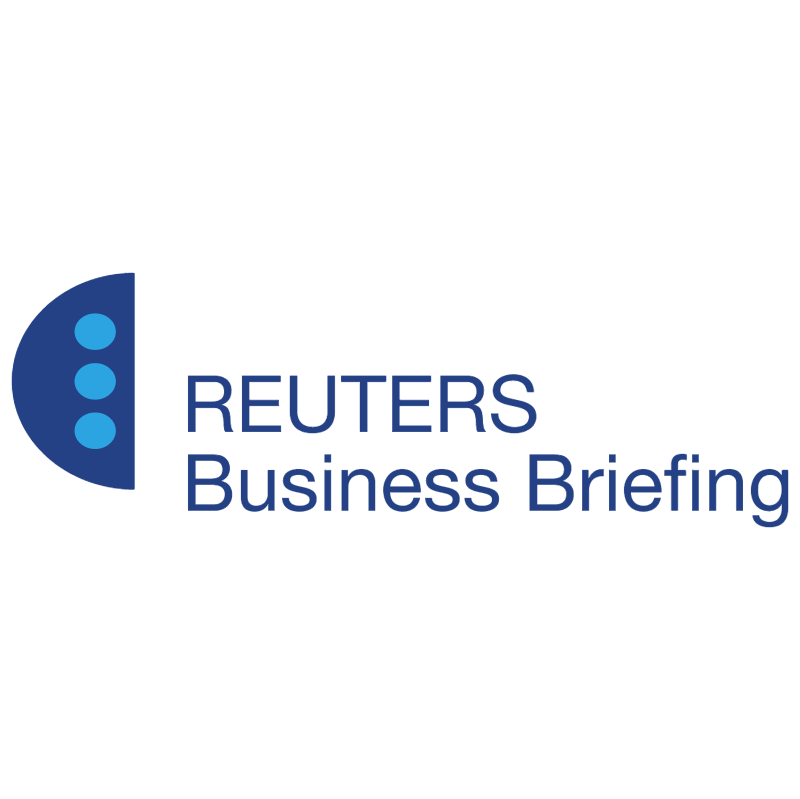 Reuters Business Briefing vector