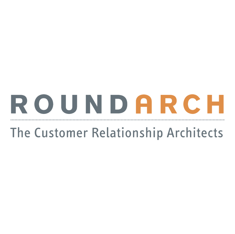 Roundarch vector logo