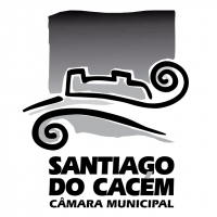 Santiago Do Cacem vector