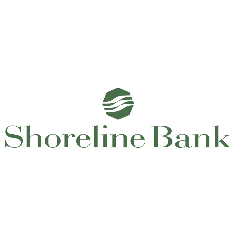 Shoreline Bank vector logo