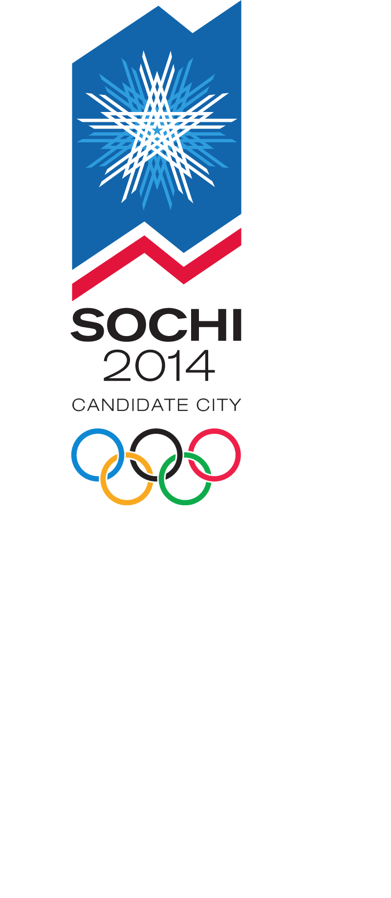 Sochi 2014 Winter Olympics vector