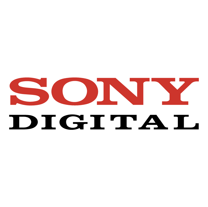 Sony Digital vector