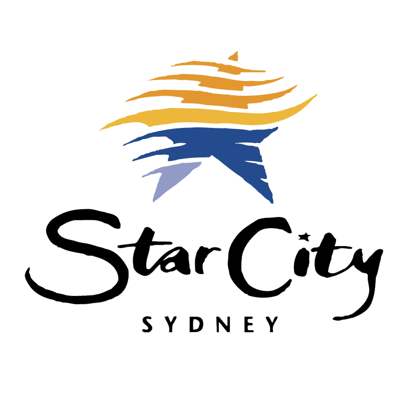 Star City vector logo