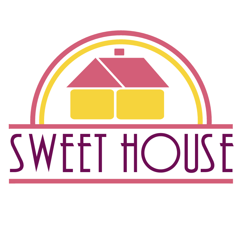 Sweet House vector logo