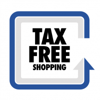 Tax Free Shopping vector