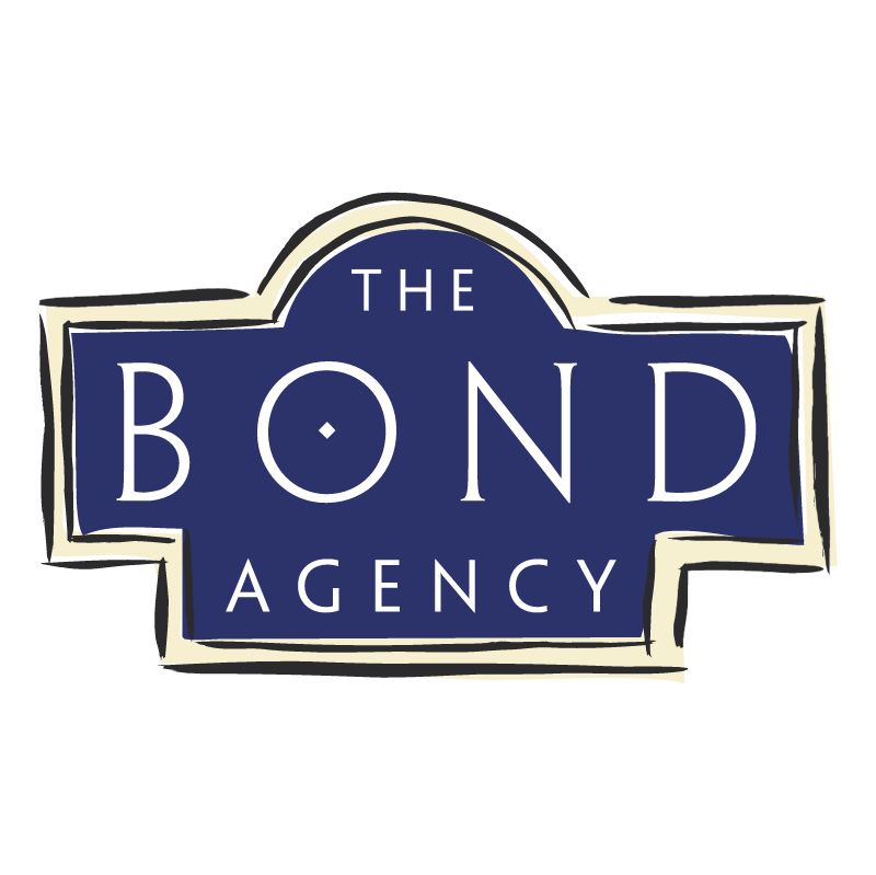 The Bond Agency vector logo