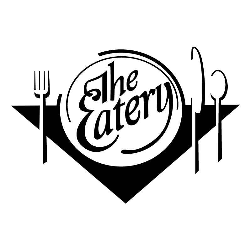 The Eatery vector