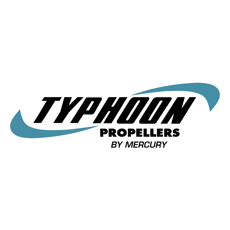 Typhoon Propellers vector