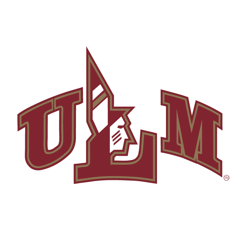 ULM Athletics logo