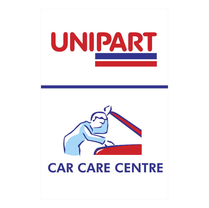 UniPart Car Care Centre vector logo
