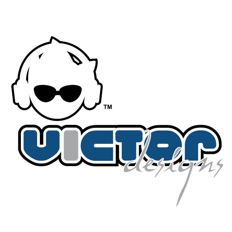 Victor Designs vector logo