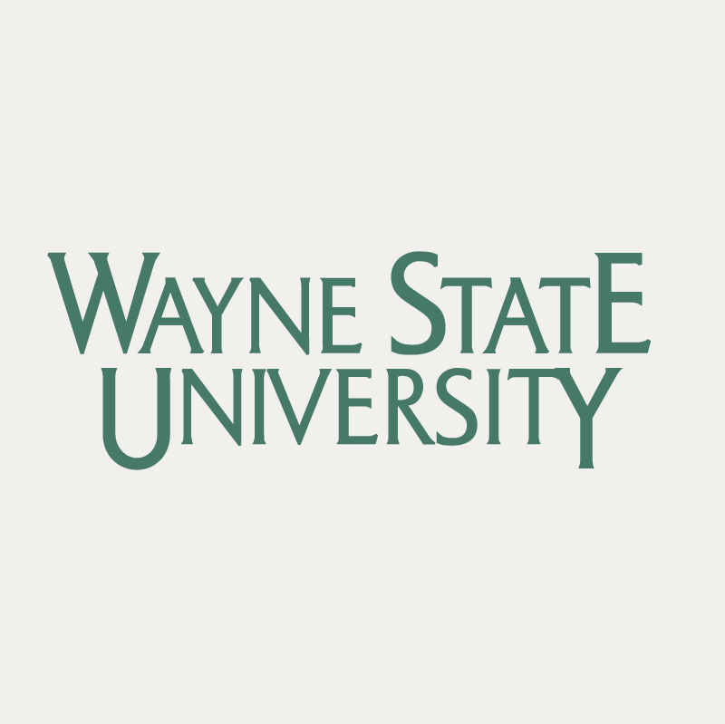 Wayne State University vector