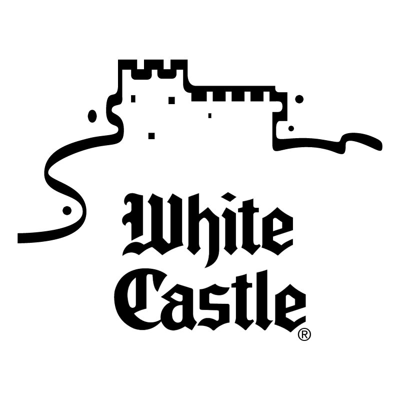 White Castle vector