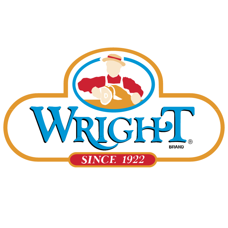 Wright vector logo