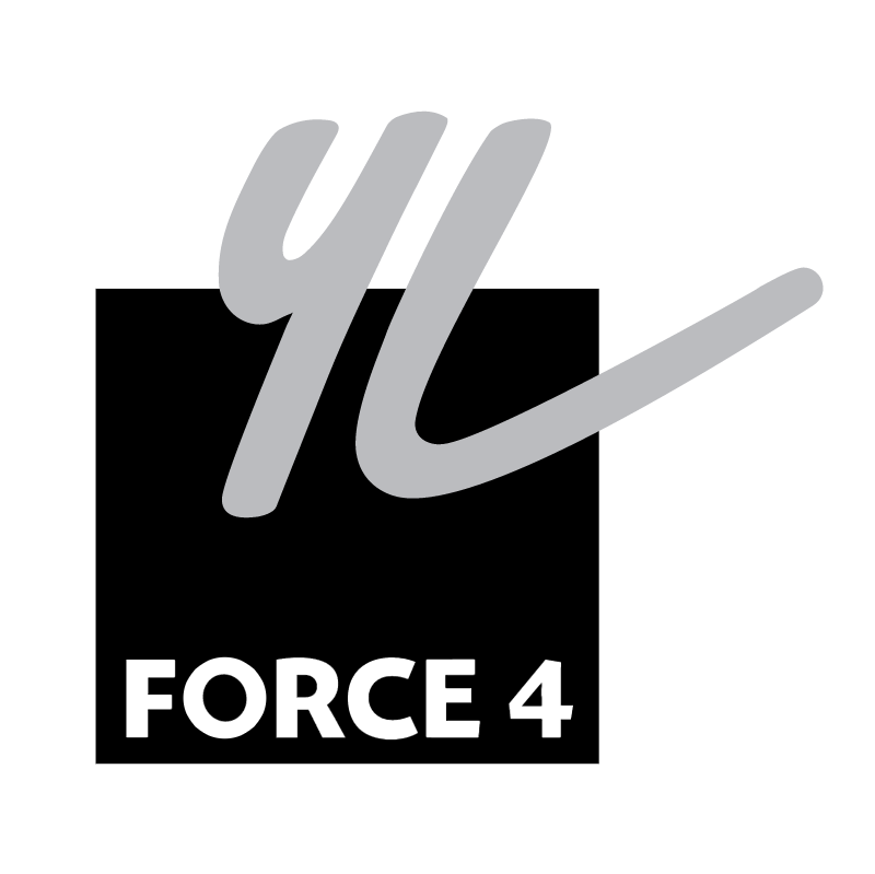 Yl Force 4 vector logo