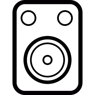 Sound monitor logo
