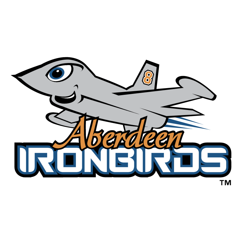Aberdeen IronBirds vector