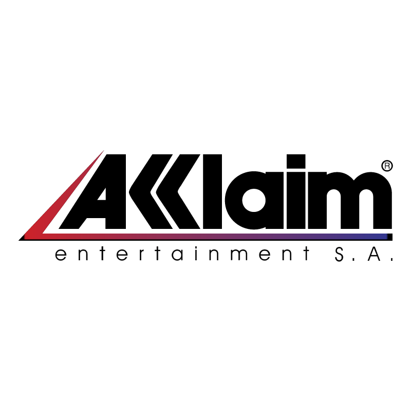 Acclaim Entertainment 63280 vector