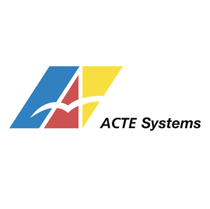 ACTE Systems vector logo