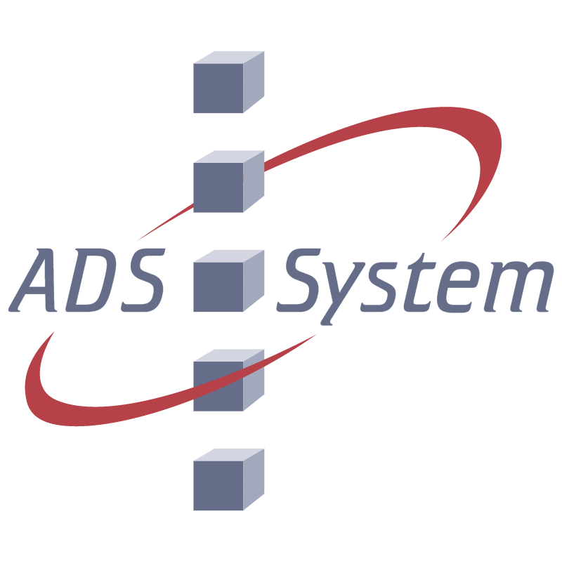 ADS System 25422 vector logo