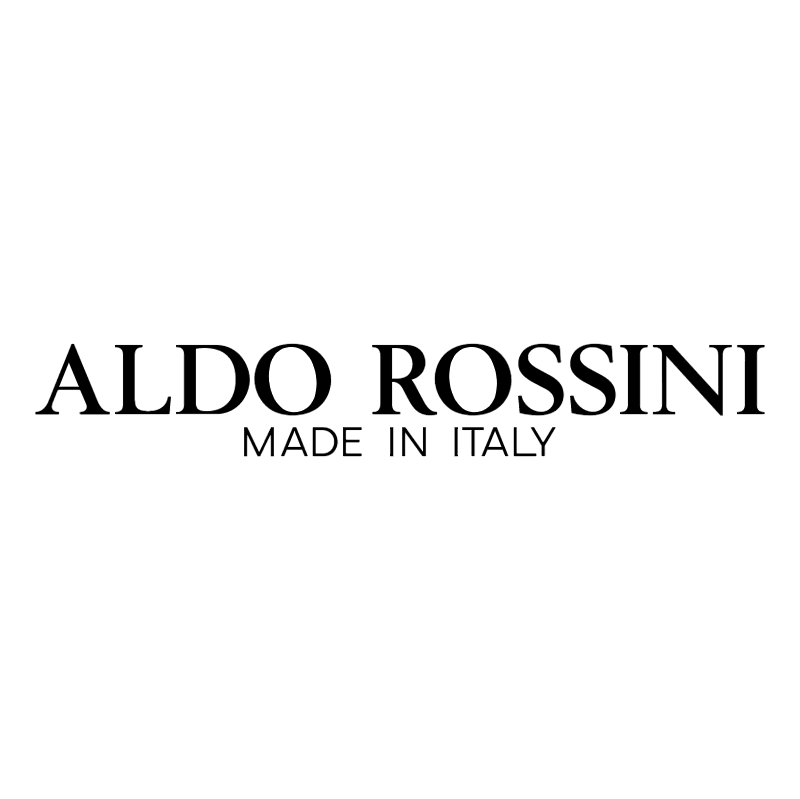 Aldo Rossini vector logo