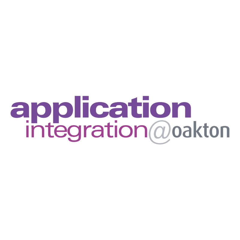 Application Integration@oakton 71222 vector