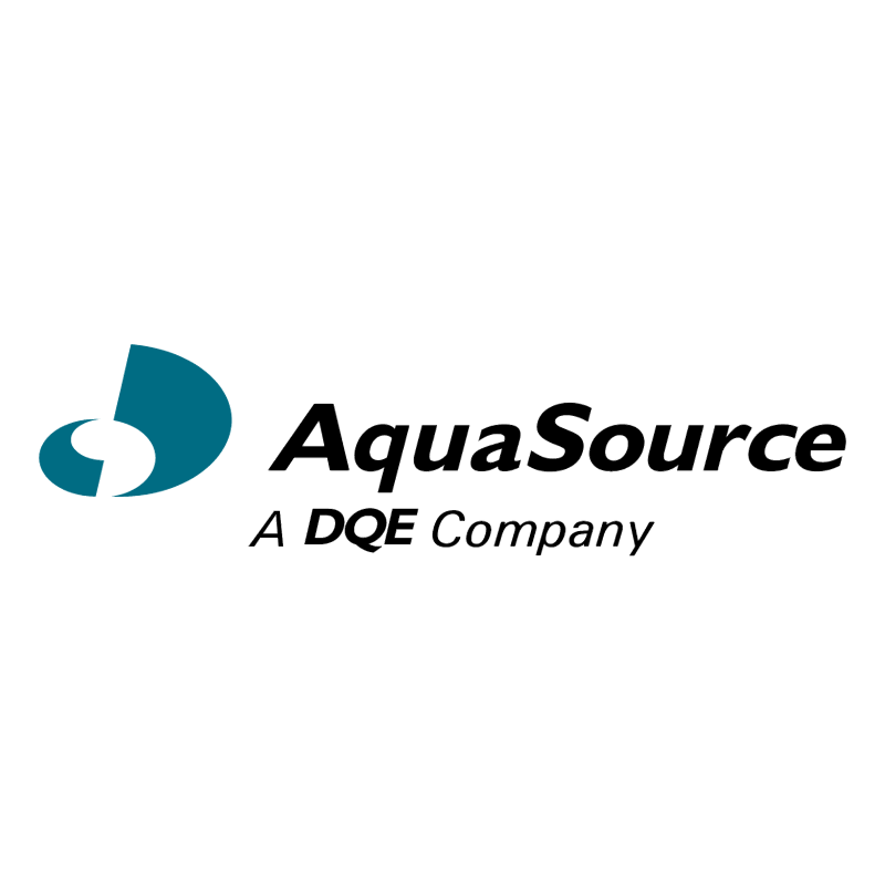 AquaSource 72943 vector logo